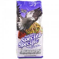 Pretty Bird Species Specific African Grey Food Image