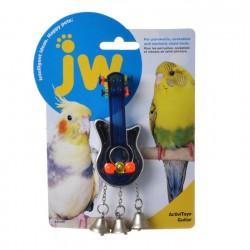 JW Insight Guitar Bird Toy Image