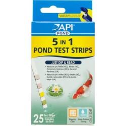 API Pondcare 5-in-1 Pond Test Strips Image