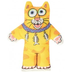 Petmate Classic Kitten Little Cat Toy Assorted Colors Image