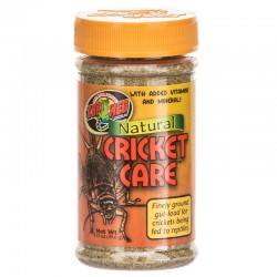 Zoo Med Natural Cricket Care Image