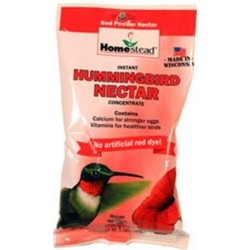 Homestead Hummingbird Natural Red Powder Nectar Concentrate Image
