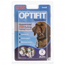 Halti Optifit Deluxe Headcollar for Dogs Image