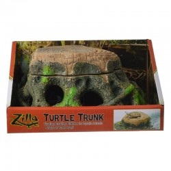 Zilla Freestanding Floating Basking Platform - Turtle Trunk Image