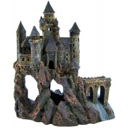 Penn Plax Dark Castle Aquarium Decor Image
