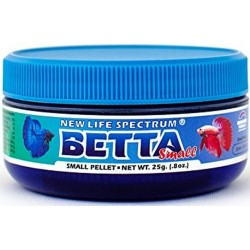 New Life Spectrum Betta Food Small Floating Pellets Image