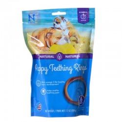 N-Bone Puppy Teething Ring - Pumpkin Image
