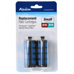 Aqueon Replacement QuietFlow Internal Filter Cartridges - Small Image