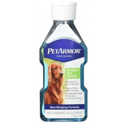 PetArmor Hot Spot Skin Remedy for Dogs Non-Stinging Formula Image
