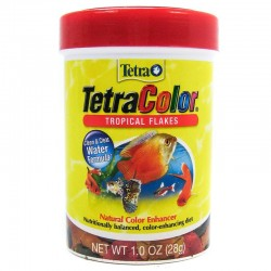 Tetra Tropical Color Flakes Image