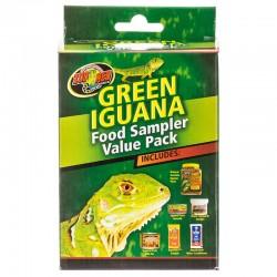 Zoo Med Green Iguana Food Sampler Value Pack Image