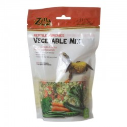 Zilla Reptile Munchies - Vegetable Mix Image