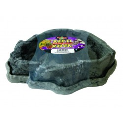 Zoo Med Combo Reptile Rock Food/Water Dish Extra Large Image