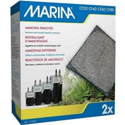 Marina Canister Filter Replacement Zeolite Ammonia Remover Image
