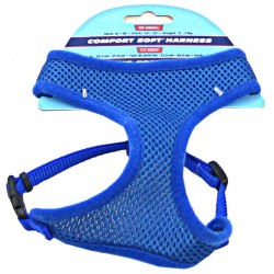 Coastal Pet Comfort Soft Harness - Blue Image
