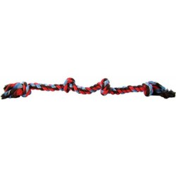 Mammoth Flossy Chews Color 4 Knot Tug Image