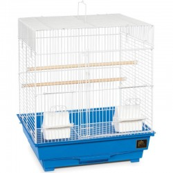 Prevue Square Top Bird Cage Image