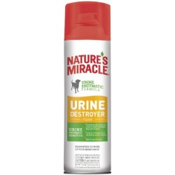 Nature's Miracle Enzymatic Urine Destroyer Foam Image