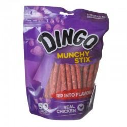Dingo Munchy Stix Chicken & Munchy Rawhide Chew Image