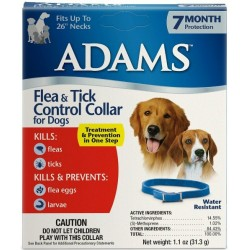 Adams Flea and Tick Collar For Dogs Image