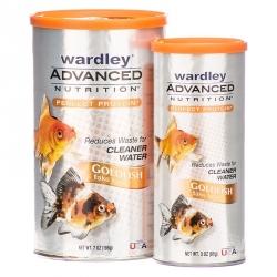 Wardley Advanced Nutrition Goldfish Flake Food Image