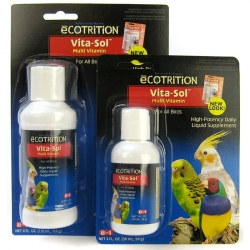 Ecotrition Vita-Sol for Birds Image