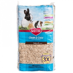 Kaytee Clean & Cozy Small Pet Bedding - Natural Image