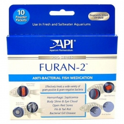 API Furan-2 Anti-Bacterial Fish Medication Powder Image