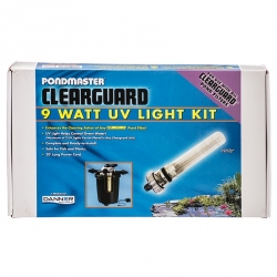 Pondmaster Clearguard Filter UV Light Conversion Kit Image