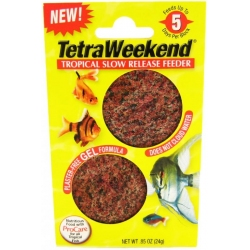 TetraWeekend Tropical Slow Release Feeder - 5 Days Image