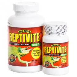 Zoo Med Reptivite Reptile Vitamins with D3 Image