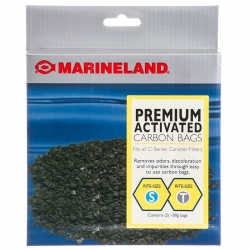 Marineland Rite-Size Premium Activated Carbon Bags for All Magniflow and C-Series Canister Filters Image
