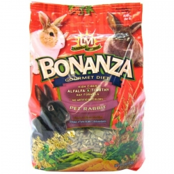LM Animal Farms Bonanza Gourmet Diet - Rabbit Food Image