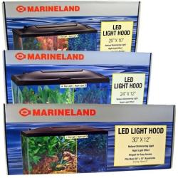 Marineland LED Light Hood for Aquariums Image