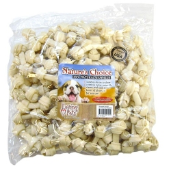 Nature's Choice 100% Natural Rawhide Bones Image