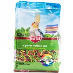 Kaytee Exact Rainbow Optimal Nutrition Diet - Cockatiel Image