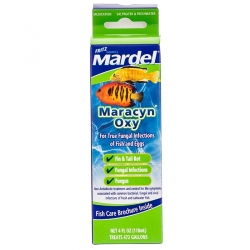 Mardel Maracyn Oxy Fungal Aquarium Medication Image