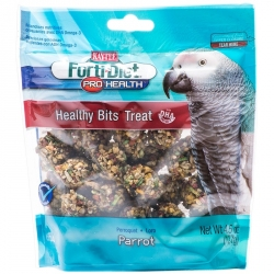 Kaytee Forti Diet Pro Health Healthy Bits Treats for Parrots & Macaws Image