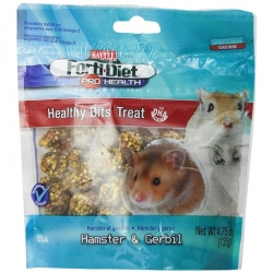Kaytee Forti Diet Pro Health Healthy Bits Treats for Hamsters & Gerbils Image