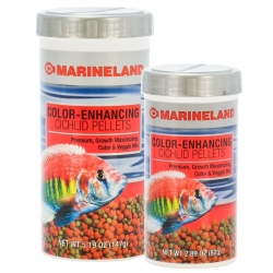 Marineland Color-Enhancing Cichlid Pellets Image