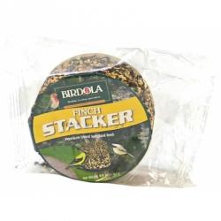 Birdola Finch Stacker Seed Cake Image