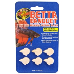 Betta Banquet 7 Day Time Release Feeding Block Image