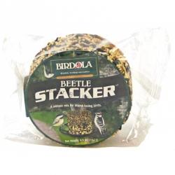 Birdola Beetle Stacker Seed Cake Image