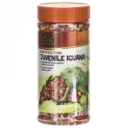 Zilla Fortified Food for Juvenile Iguanas Image