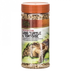Zilla Fortified Food for Land Turtles & Tortoises Image