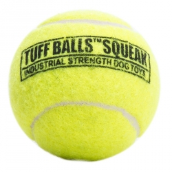 Petsport Tuff Ball Squeak Dog Toy Image
