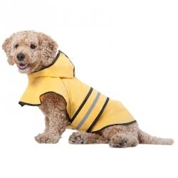 Fashion Pet Rainy Days Slicker - Yellow Image