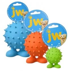 JW Pet Spiky Cuz Dog Toy Image