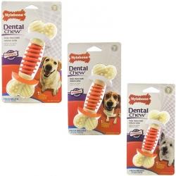 Nylabone Pro Action Dental Dog Chew - Bacon Flavor Image