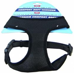 Coastal Pet Comfort Soft Harness - Black Image